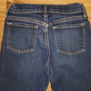 Old navy boot cut Jean's girls size 8